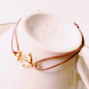 Armband-Anker-gold