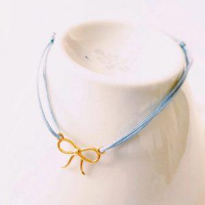 Armband-Bow-gold