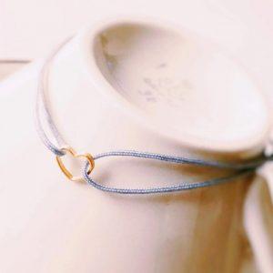 Armband-tiny-heart-gold