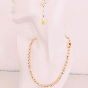 Kette-Big-Ballchain-gold